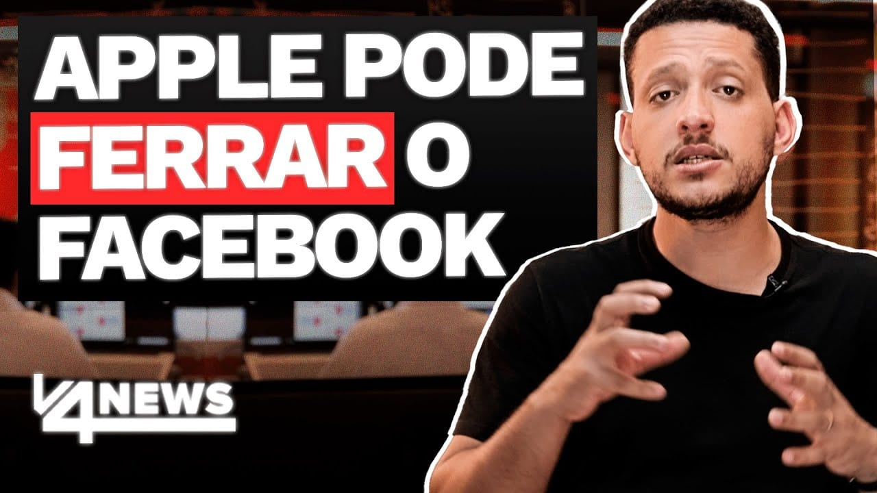 apple pode ferrar o facebook< mudanças nas regras de privacidade do iOS